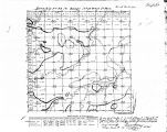 Iowa land survey map of t072n, r015w
