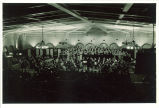 Orchestra concert with choir and soloists in Iowa Memorial Union, The University of Iowa, 1930s?