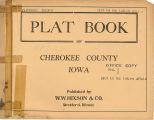 Plat book of Cherokee County, Iowa