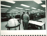 Map Collection in Main Library, the University of Iowa, 1972