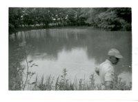 Wiederrecht Pond, 1958