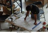 Studio Arts construction, The University of Iowa, August 15, 2008