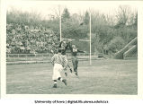 Iowa-Wisconsin football game, The University of Iowa, October 30, 1948