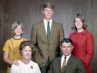 Durward Mommsen Family