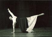 Dancer, The University of Iowa, 1939