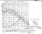 Iowa land survey map of t089n, r013w