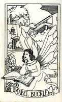 Mabel Buckley Bookplates