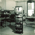 Electrical engineering device, The University of Iowa, 1930s