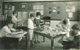 Art class, The University of Iowa, May 19, 1932