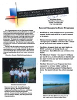 Cherokee County Soil Conservation District Annual Report - 2007-2008