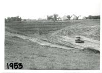 Willis Graber farm, 1953