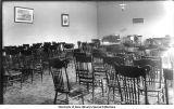Zetagathian Hall, YMCA, The University of Iowa, April 1, 1910