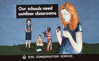 Our schools need outdoor classrooms.