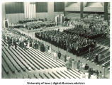 Inauguration at the Field House, The University of Iowa, May 24, 1941