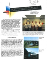 Cherokee County Soil Conservation District Annual Report - 2010-2011