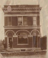 Garnavillo Savings Bank, 1906 -view 3