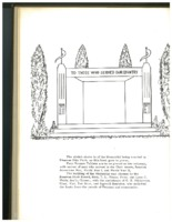 Page from front of Beaman Memorial book