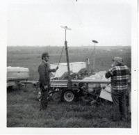 No-till test plot, 1975