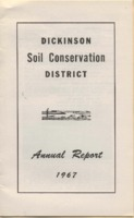 Dickinson County Soil Conservation District Annual Report - 1967.