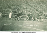 Iowa-Iowa State football game at Kinnick Stadium, The University of Iowa, November 4, 1933