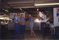 1999 - Richard and Carolyn Mapel receive Gary Wagner award