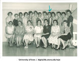 Physical Education for Women department staff, The University of Iowa, 1963