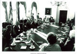 Meeting with President Gerald Ford, Washington, D.C., between 1974 and 1977