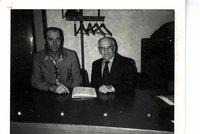 Larry Larenzen and Harold Higgins, 1976