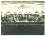 University of Iowa Symphony Orchestra in Iowa Memorial Union, 1938