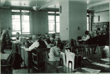 Physics library, The University of Iowa, 1940s