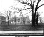 Old Capitol, The University of Iowa, November  1904