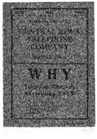 1929 Beaman Telephone Book