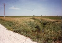 1996 Waterway completed by Faigle and Hupp<br />