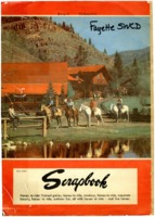 Fayette County Soil and Water Conservation District scrapbook, 1963-1967