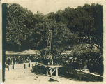 Gathered for the Macbride Hall ground-breaking ceremony, the University of Iowa, 1904