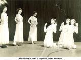 Dancers The University of Iowa, 1938