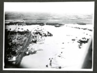 Flooding in North Atlantic, Iowa