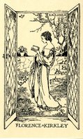 Florence Kirkley Bookplate