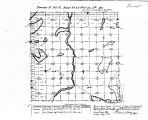 Iowa land survey map of t098n, r032w