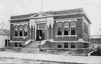 Traer Public Library, Traer, Iowa