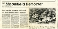 1983 - Bad Weater Prevents field Work