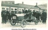 Auto in Mecca Day parade, The University of Iowa, 1914