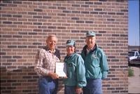 Conservation award winners