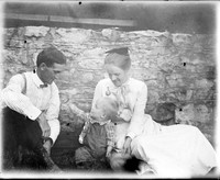UP451 E.W. Hanson family probably c 1903