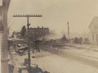 Keehner Hotel-1907 fire