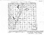 Iowa land survey map of t081n, r042w