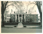 President's House, the University of Iowa, May 5, 1969