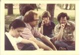 Scottish Highlander members, The University of Iowa, 1970s