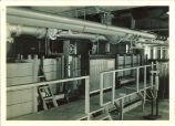 Hydraulics laboratory, The University of Iowa, 1950s