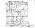 Iowa land survey map of t082n, r039w